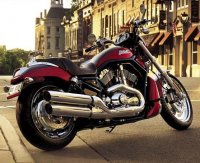 Мотоцикл Harley-Davidson VRSCD Night Rod